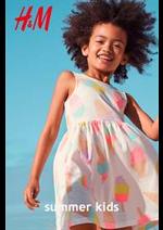 Prospectus H&M : Summer Kids