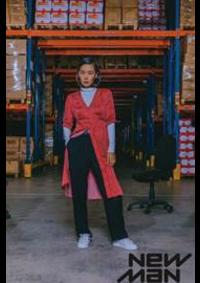Prospectus New Man JUVISY-SUR-ORGE : Collection Femme