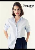 Prospectus Alain Figaret : Chemises Iconique Femme