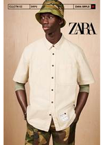 Prospectus ZARA : Collection SRPLS Men