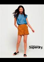 Catalogues et collections Superdry : Nouvelle Saison  Femme