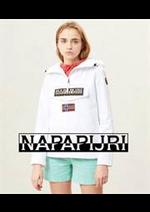 Catalogues et collections Napapijri : La Veste Rainfores-Femme