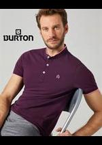 Prospectus Burton : T- Shirts & Polos Homme