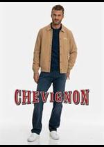 Prospectus Chevignon : Manteaux & Blousons Homme