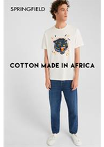 Prospectus Springfield : Cotton made in Africa