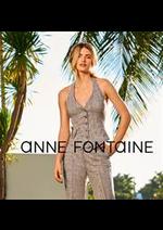 Prospectus Anne Fontaine : Nouvelle Mode
