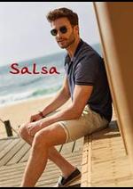 Prospectus Salsa : Tendances Homme