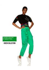 Prospectus United Colors Of Benetton Bern : Green Collection
