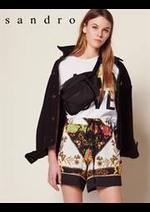 Catalogues et collections Sandro : Jupe & Shorts Femme