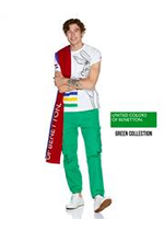 Catalogues et collections Benetton : Green Collection  Men