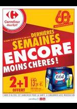 Bons Plans Carrefour Market : La fête des clients 3