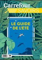 Guides et conseils Carrefour : Savoir Juin