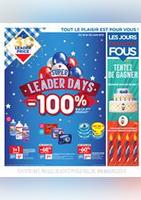 Super Leader Days - Leader Price