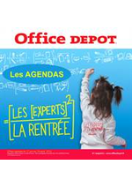 Prospectus  : Office Depot, l'expert de la rentrée !