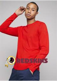 Prospectus Redskins VELIZY : Collection Homme