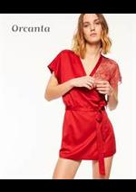 Catalogues et collections Orcanta : Tendances Lingerie