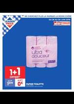 Promos et remises  : Catalogue Leader Price Belgique
