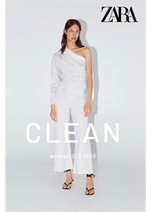 Catalogues et collections ZARA : Clean Woman summer