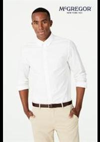 Prospectus Mc Gregor shop Paris : Nouvelle Chemises