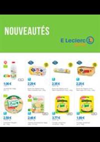 Prospectus E.Leclerc drive Noyal-Châtillon : Nouveautés