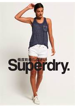 Prospectus Superdry : Collection Tops Femme
