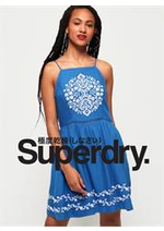 Catalogues et collections Superdry : Collection Robe
