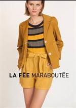 Catalogues et collections La Fée Maraboutée : Vestes Femme