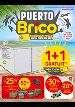 Prospectus Brico Plan-it : Folder Puerto Brico