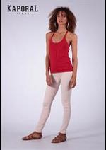 Prospectus Kaporal  : Tops & Shirts Femme