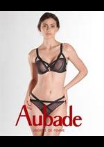 Prospectus Aubade : Chic & Erotic