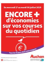 Promos et remises Auchan : Catalogue Auchan