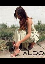 Prospectus Aldo : Collection Femme