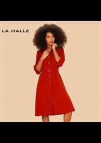 Prospectus La Halle SAINT-LOUIS CENTRE COMMERCIAL LA CROISÉE DES LYS : Vêtements Femme