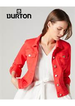Prospectus Burton : Vestes Femme