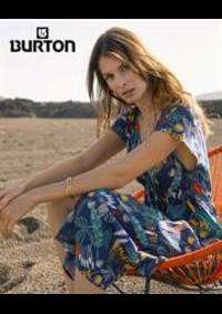 Prospectus Burton CLERMONT FERRAND : Nouvelle Collection