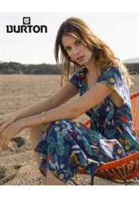 Prospectus Burton VELIZY : Nouvelle Collection