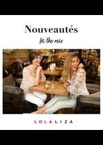 Promos et remises  : Nouvetees Lola Trends Offres