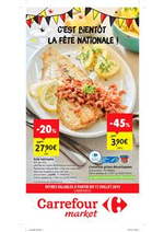 Prospectus Carrefour Express : C'est bientot la fete nationale !