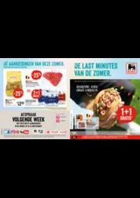 Prospectus Supermarché Delhaize Dinant : Folder Delhaize