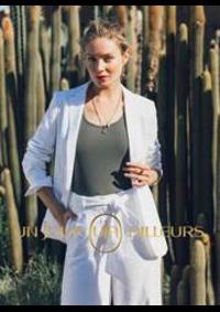 Prospectus Un jour ailleurs LE CHESNAY : Vestes Femme