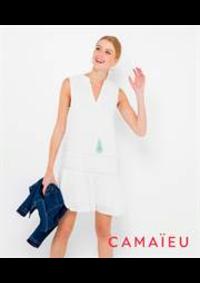 Prospectus Camaieu PARIS : Collection Robes
