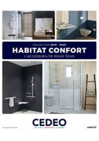 Prospectus Cedeo Hébert - Paris : Habitat Confort