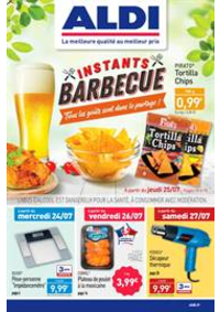 Prospectus Aldi Champigny-sur-Marne : Instants Barbecue