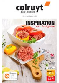 Promos et remises Colruyt WEPION : Inspiration