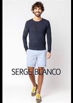 Prospectus Serge Blanco : Collection Printemps