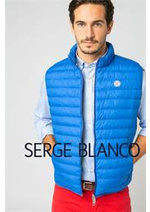 Prospectus Serge Blanco : Collection Homme