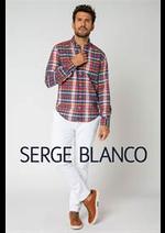 Prospectus Serge Blanco : Pantalons Homme