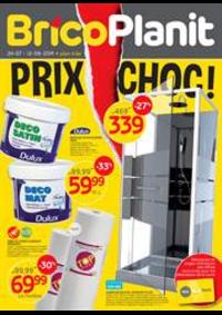 Prospectus Brico Plan-it Ternat : Prix Choc