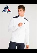 Catalogues et collections Le Coq Sportif : Vêtements Homme