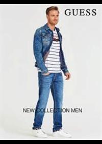 Prospectus Guess Bruxelles - Anspach : New Collection Men